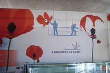 Luchthaven Charles de Gaulle, Parijs